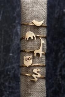 animal rings!