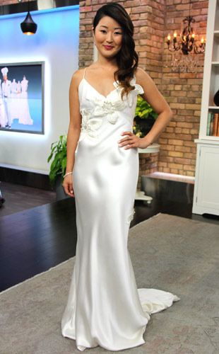 Wedding Dress Style Guide: Petite Bride