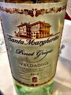 El Alma del Vino.: Santa Margherita Pinot Grigio 2012.