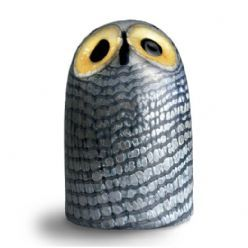 How adorable is this owl. Design by Oiva Toikka for Iittala
