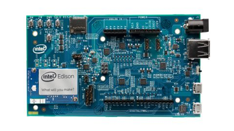 Buy (Preorder) Intel® Edison for Arduino [102990162] | Seeedstudio