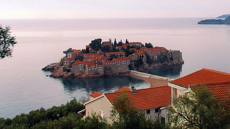 Sveti Stefan Adası, Karadağ | yoldaolmak.com
