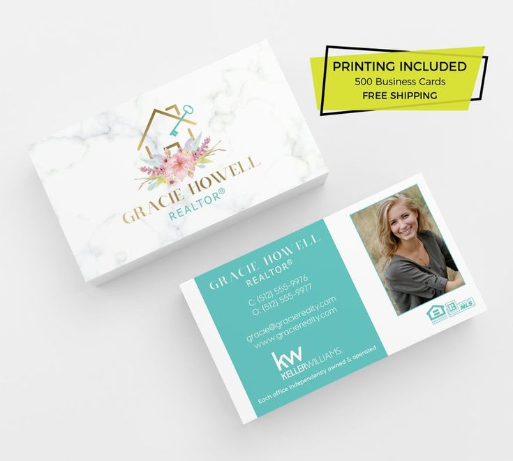 Modern Marble Realtor Business Card 500 Printed Business Cards Personalized Faux Gold Foil Design Calling Card Template Realty Real Estate Realtor Business Cards Realtor Business Cards Photo Examples Of Business Cards