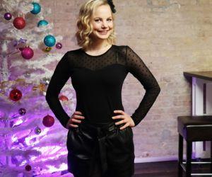 Blond und sexy - so geht dieser Party-Look für Silvester