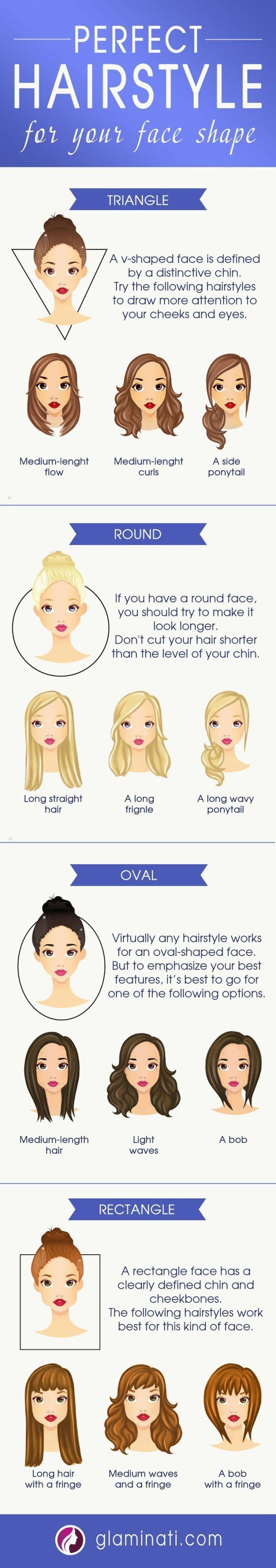 Lovely Try Frisuren auf Ihrem Gesicht