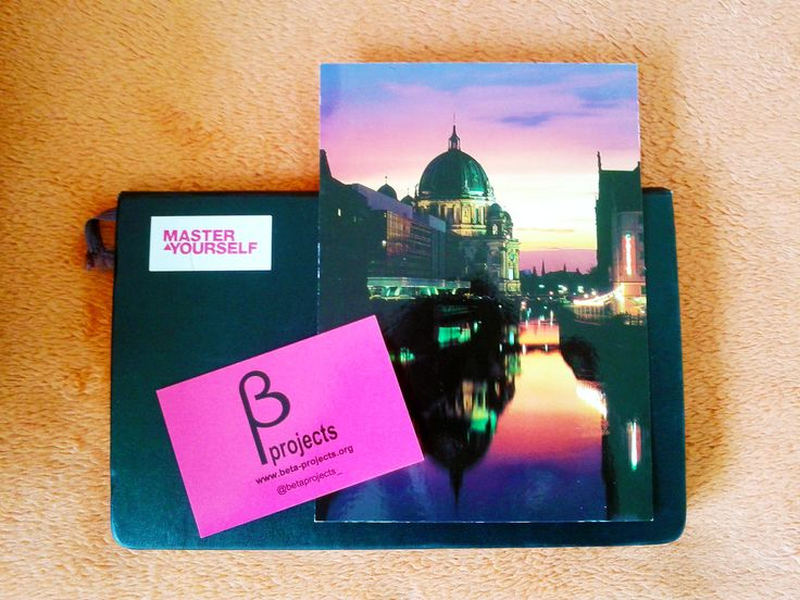 "BERLÍN - First #LearningJourney del programa #Masteryourself 2014-2015 -  Review fotográfico ""Perspectives"""