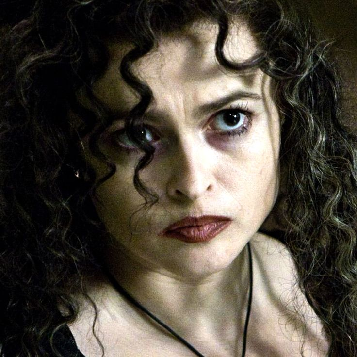 Bellatrix Lestrange née Black also known as Bella by Lord Voldemort and Narcissa Malfoy is the secondary antagonist of the Harry Potter franchise starting from