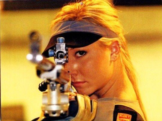 Amanda Furrer - U.S. Shooting Team