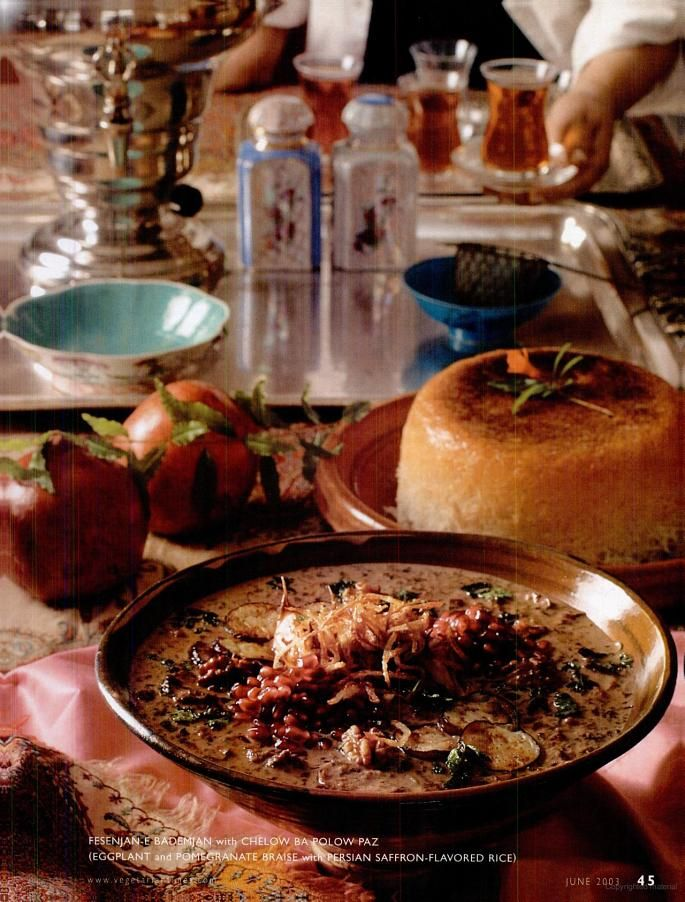 118 best yummy cuisine iranian persian images on pinterest persian recipes by najmieh batmanglij in the vegetarian times june 2003 issue forumfinder Images