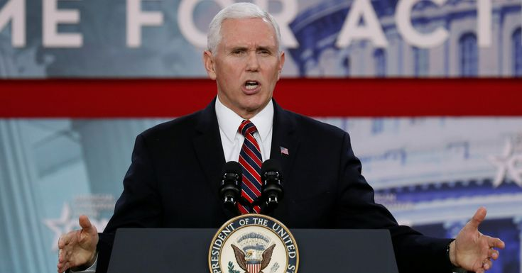 Mike Pence Suggests Legal Abortions In U.S. Could End 'In Our Time' | HuffPost