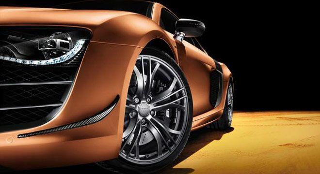 Audi R8 Edisi Terbatas Tampil Lebih Mewah