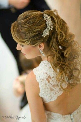 Garras - perfeitas para penteados soltos ou semi-presos.