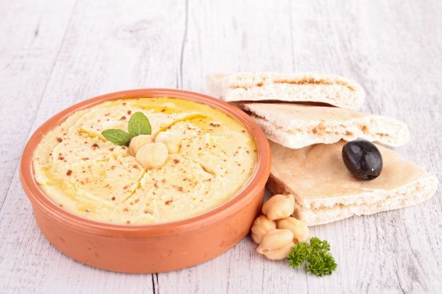 Follow the link for a quick and easy Hummus recipe