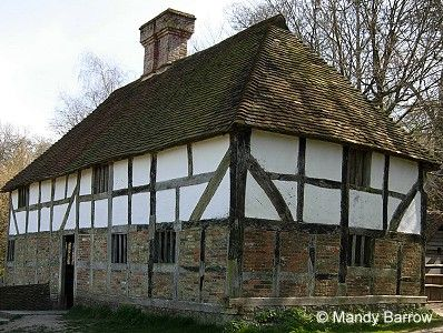 Tudor House   not much has changed since the time it was built