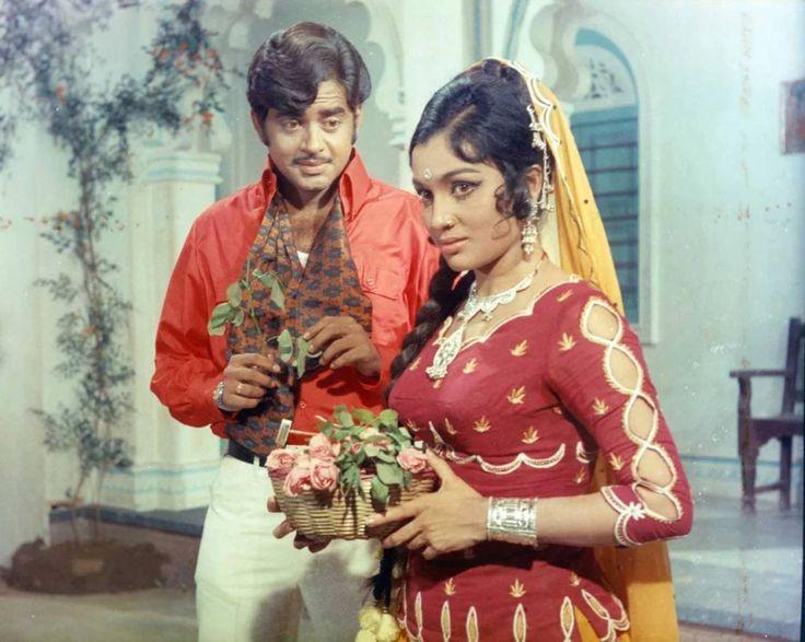 Shatrughan Sinha, Asha Parekh