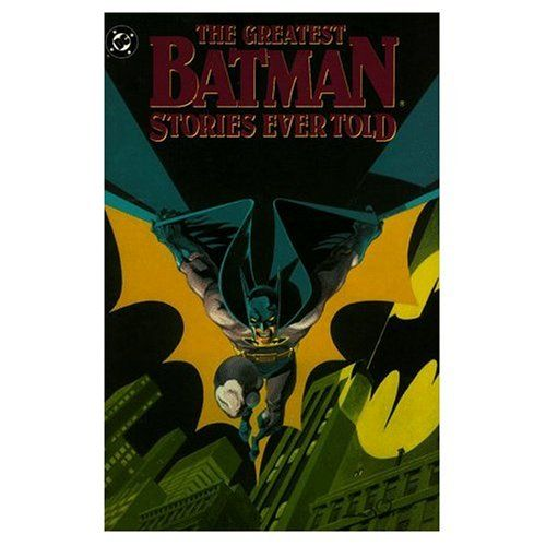 The Greatest Batman Stories Ever Told (A 50th Anniversary Celebration of the 26 Greatest Batman Comi @ niftywarehouse.com #NiftyWarehouse #Batman #DC #Comics #ComicBooks