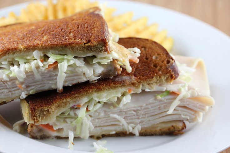 Turkey Reuben Sandwich | Dinners and Dishes to pass! | Pinterest