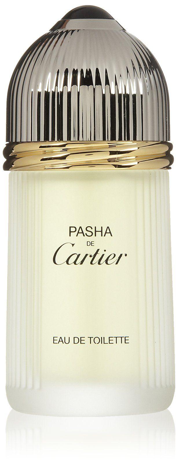 #Cartier Men's Pasha de Cartier Eau de Toilette