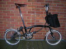 Bicicleta plegable - Wikipedia, la enciclopedia libre