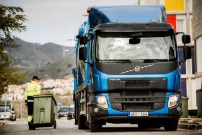 New Volvo FE 2013 model at 12 tonnes - available only at Euro 6