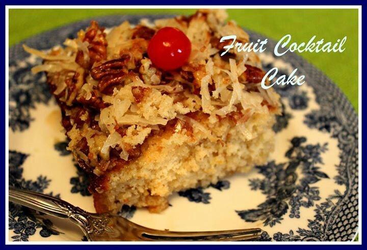 Fruit Cocktail Cake Yummy Recipes Pinterest Fruit ...