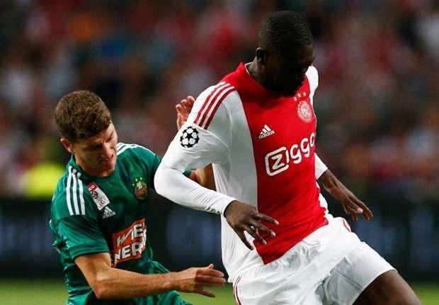 Charlton nabs Arsenal striker Sanogo on loan after premature end to Ajax spell