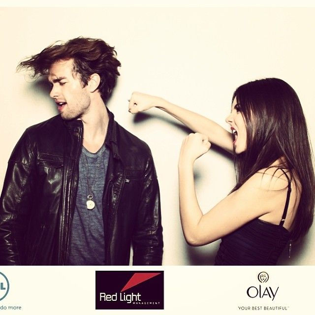 victoria justice and pierson fode relationship problems