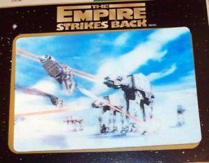 "1996 ""EMPIRE STRIKES BACK"" HOLOGRAM CEREAL BOX Mgf - V:Empire Strikes Back"