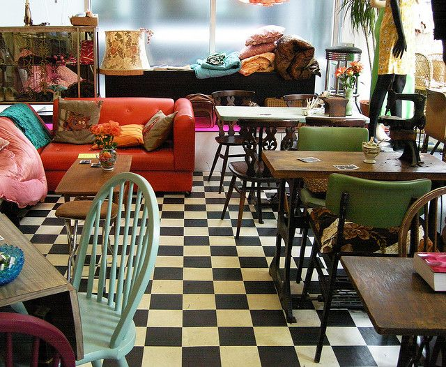 Shop interior by Caroline, No, via Flickr