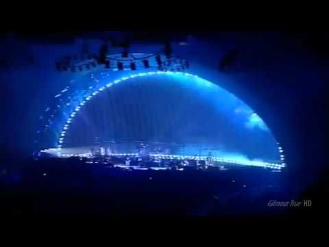 Pink Floyd - Sorrow (live Pulse)  Des paroles tristes mais avec un écho réel.