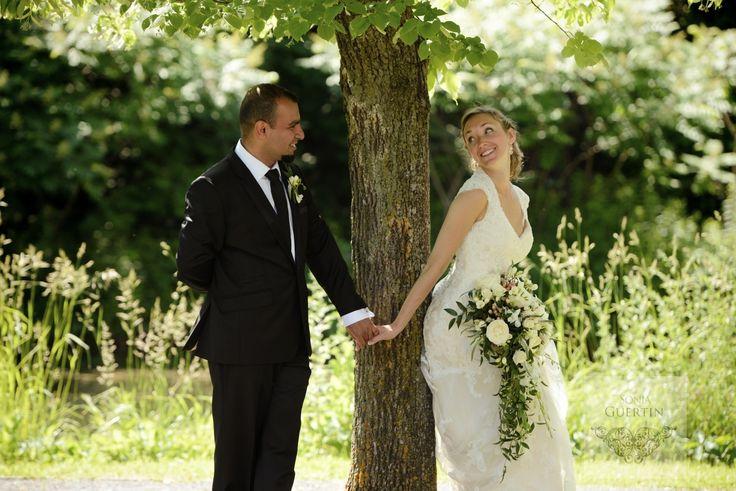 under tree love
