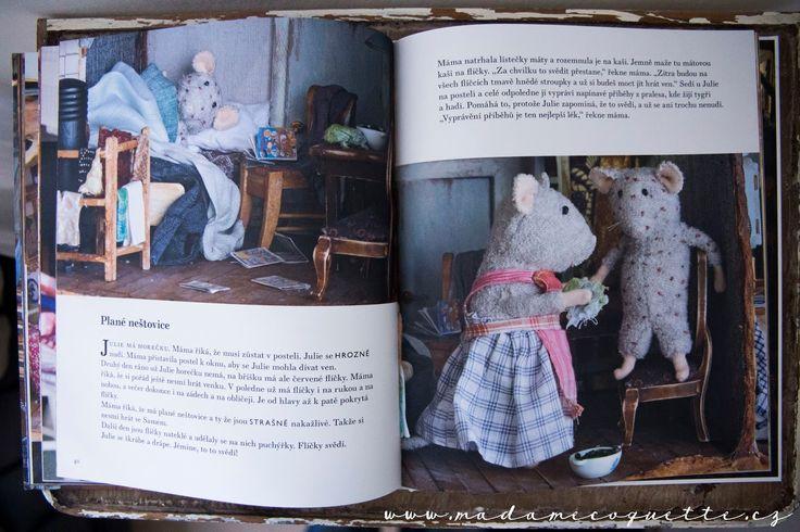 Madame Coquette: do knihovničky / Dům myšek: Sam a Julie