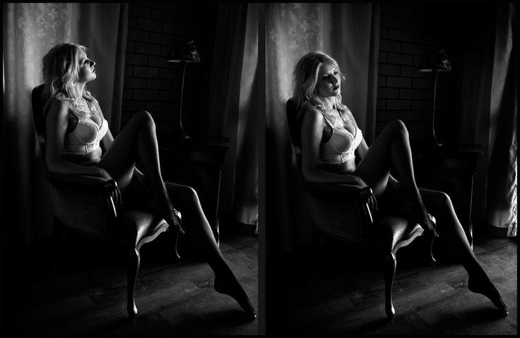 Alesia's boudoir shoot part 2 @ Natasha Dupreez Photography