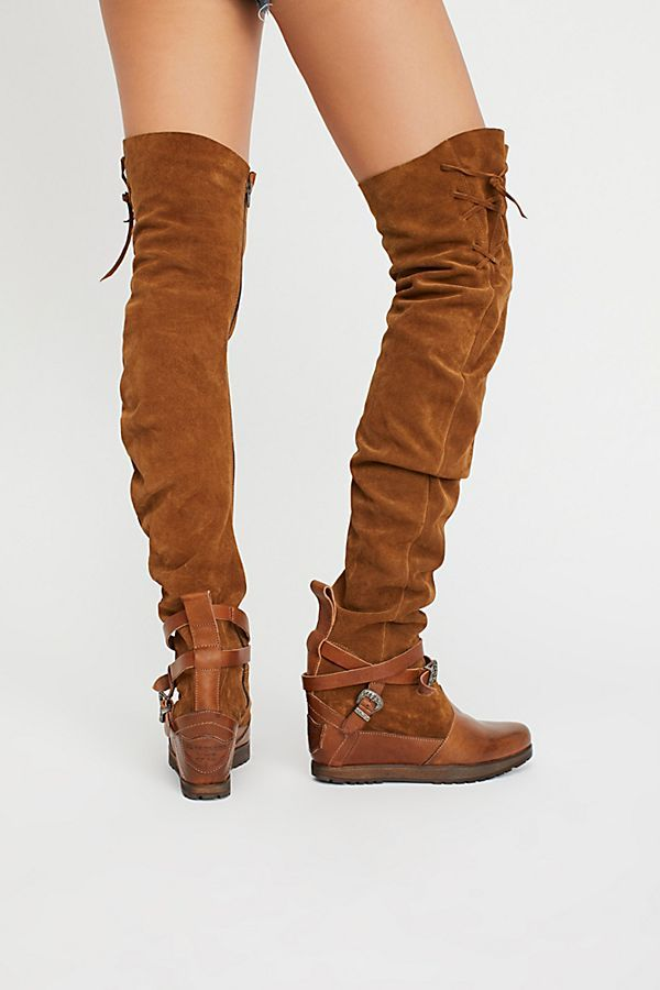 Slide View 3: Axel Thigh High Boot