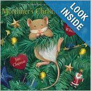 Mortimer's Christmas Manger: Karma Wilson, Jane Chapman: 9781416950493: Amazon.com: Books