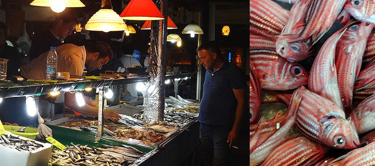 Fethiye fish market 5 weeks in Turkey [PICS] - Matador Network