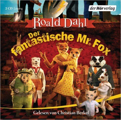 Der fantastische Mr. Fox: 9783867174329: Amazon.com: Books