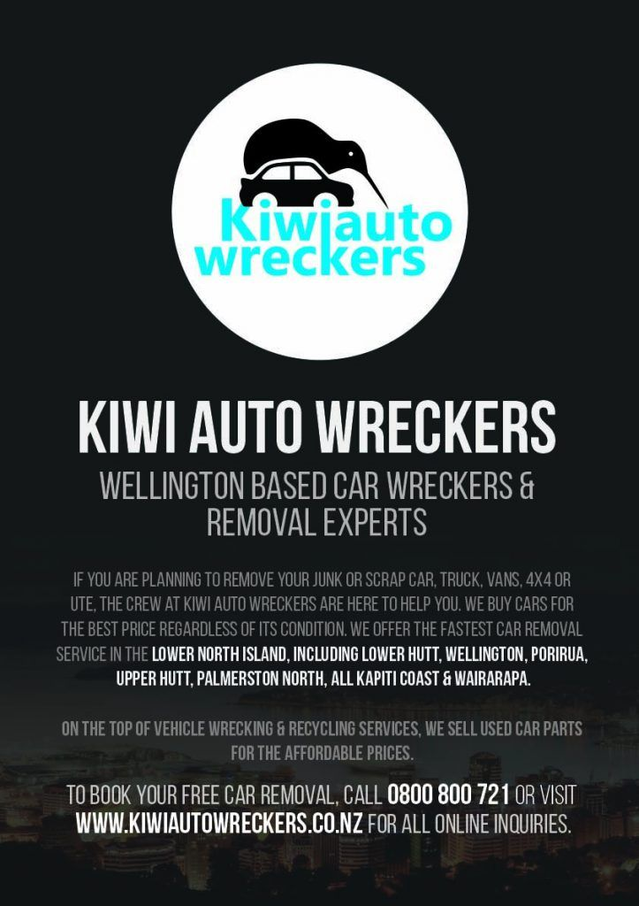 All about Kiwi Auto Wreckers - Brief introduction and services. Get ...