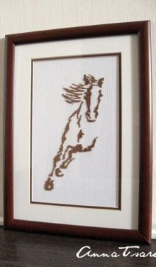 Cross Stitch Horse Patterns