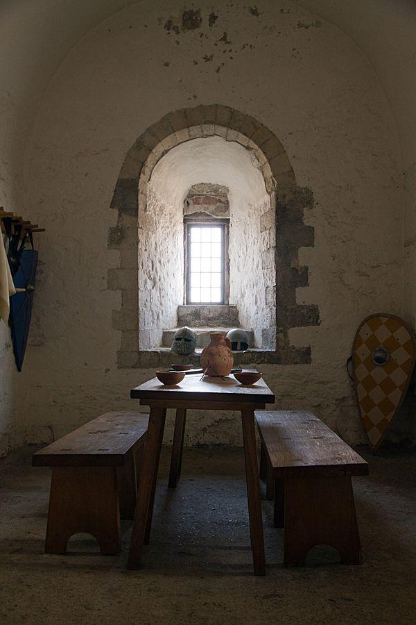 Dover Castle || Guardsroom