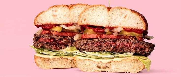 Γιατί η Google έδινε 300 εκατομμύρια $ για αυτό το veggie burger?