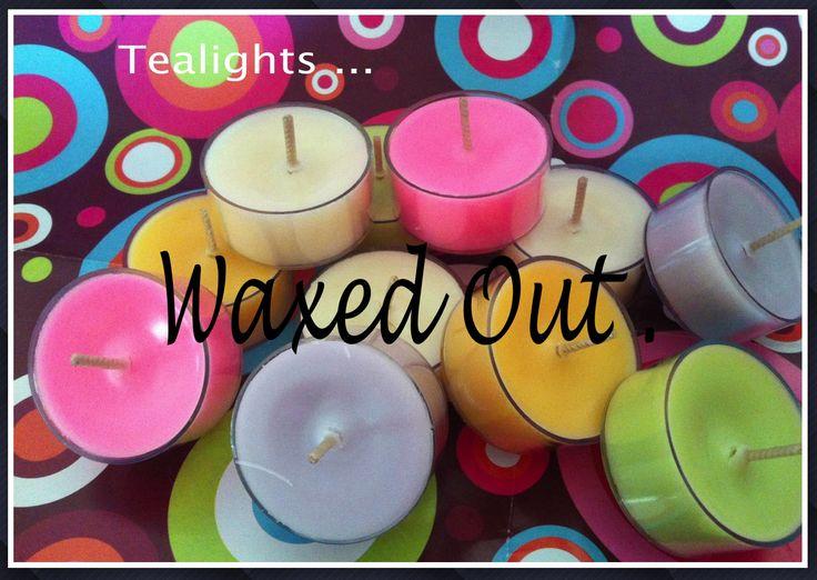 Tea Lights …..  Pineapple . Lavender . Vaniila Hazelnut . Sandalwood . Creme Brulee . Mandarin .  https://www.facebook.com/Perfect.scentz #soycandles #handpoured #scentedcandles #tealights #candles
