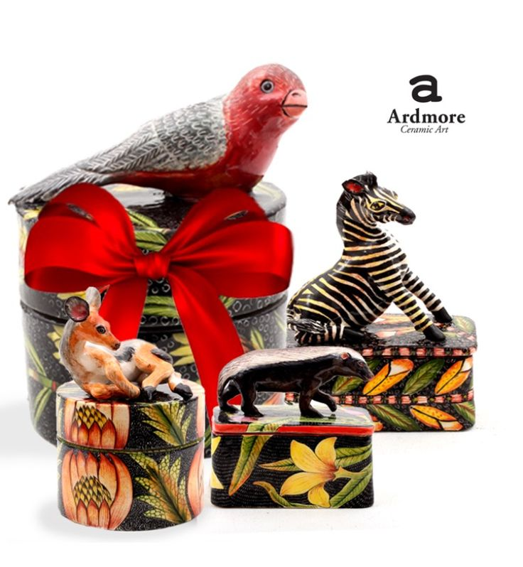 The perfect Christmas gift... Our Ardmore jewelry box collection.