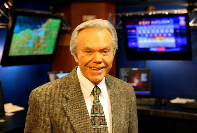 """Is Dick Goddard preparing to announce his retirement at WJW Channel 8? The Cleveland Fox affiliate has posted an item at its website promoting """"Dick Goddard's major announcement, Wednesday on Fox8 news"""" at 6 p.m."""