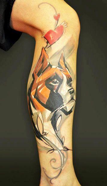 Tattoo by Bobek Tattoo   Tattoo No. 9145