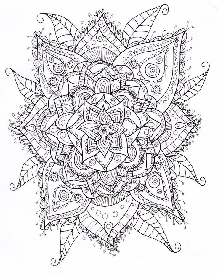 coloring page - Watercolor Pages