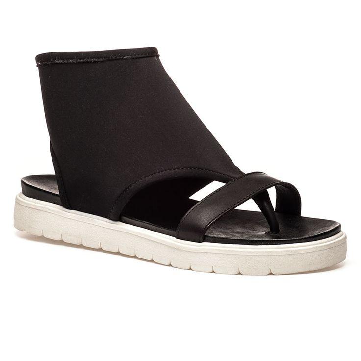 LOLA Black Stretch Sandal - $19.75