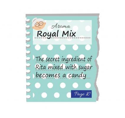 ROYAL MIX Pag.10 - La caramella più zuccherata che tu riesca ad immaginare!  #eliquids #DEAStore
