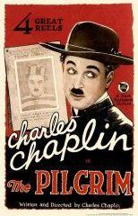 CINE(EDU)-736(7). El peregrino. Dir. Charles Chaplin. EEUU, 1923. Charlot (Charles Chaplin) logra fuxirse do cárcere e na fuxida rouba os hábitos dun pastor, vestido de tal maneira que ao chegar a un pobo os habitantes o confunden co párroco ao que estaban a esperar... http://kmelot.biblioteca.udc.es/record=b1510753~S1*gag