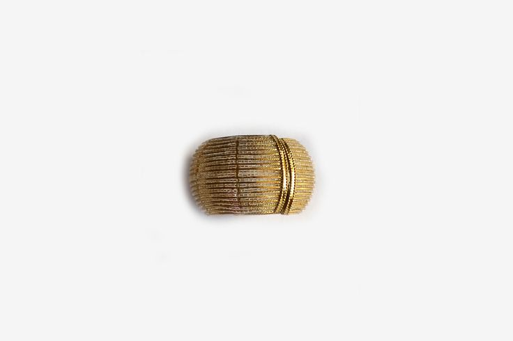 Gold Kenya bangle